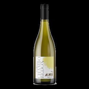 bouteille vin blanc auré
